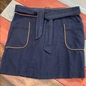 🎉3/$20 Tommy Hilfiger Navy Skirt